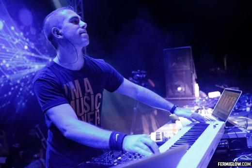 Giuseppe Ottaviani at Paradise Trance Festival